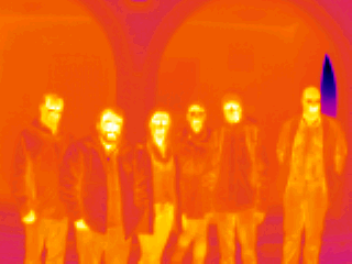 Thermografiespaziergang